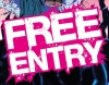 free entry 100